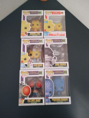 Simpson funko pops for Sale in Lacon, IL