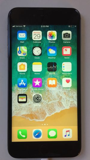 iPhone 6S plus 64gb Verizon for Sale in Traverse City, MI