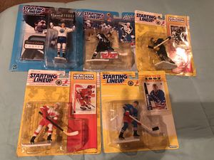 Hockey Starting Lineup Figures for Sale in Riverview, FL