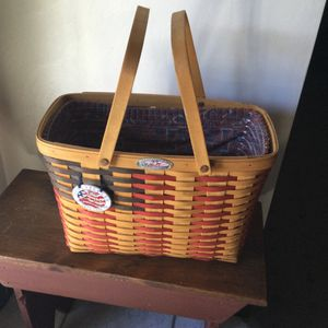 Longaberger Basket for Sale in Hanover, PA