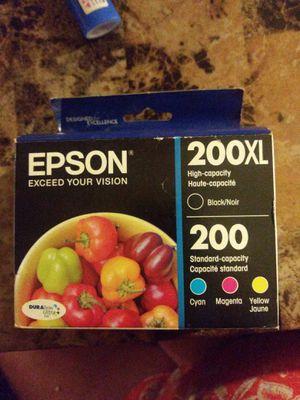 200 espon ink cartridges for Sale in Lexington, KY