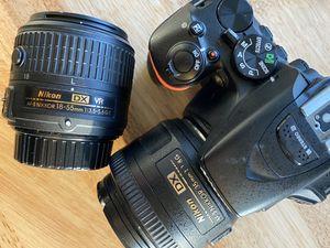 Nikon D5500 - near mint - $600 or trade for Sale in Woodbridge, VA