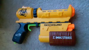 "Free Nerf toy gun ""zombie strike"" for Sale in Dublin, OH"