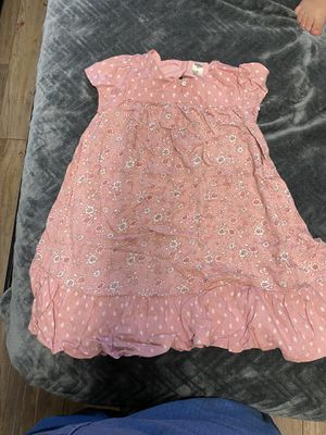 Girls pink flower dress for Sale in Pomona, CA