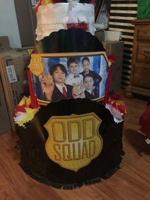 Odd Squad Cake Pinata with Balls CUSTOM for Sale in Chino, CA