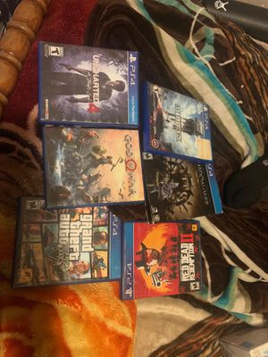 Ps4 games for Sale in Baldwin Park, CA