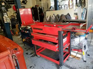 Mac tool box for Sale in Portland, OR