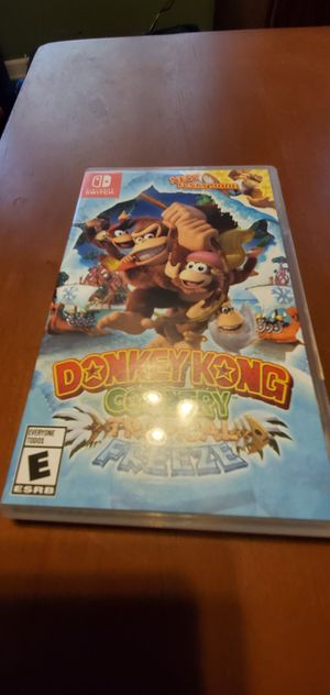 Donkey Kong for Nintendo switch for Sale in White House, TN