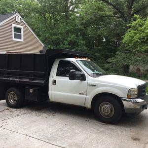 Ford F-350 7.3 diesel dump truck for Sale in Manassas Park, VA