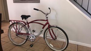 Classic schwinn beach cruiser bike for Sale in Las Vegas, NV