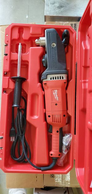 Milwaukee Super Hawg Drill for Sale in Chicago, IL