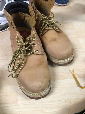 Dickies men's Heel toe work boot size 12 W for Sale in Nashville, TN