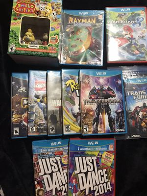 Nintendo Wii U Games for Sale in Aurora, IL