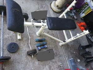 Weider Weights & Bench for Sale in Centennial, CO