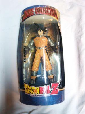 IRWIN Dragon Ball Z Action Figure Movie Collection Goku for Sale in La Mirada, CA