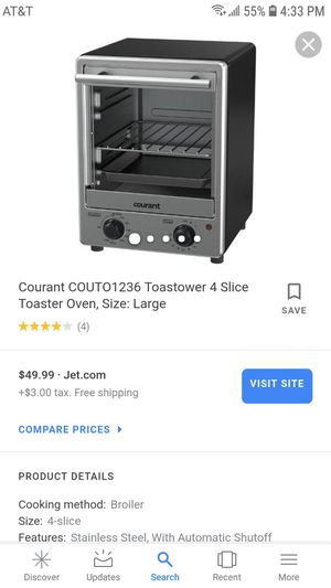 Courant toaster Baking Tower for Sale in Ashburn, VA
