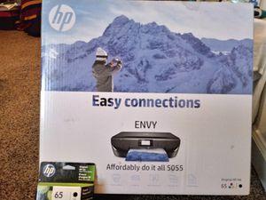 """ENVY 5055 """"ALL IN ONE"""" PRINTER for Sale in Norfolk, VA"""