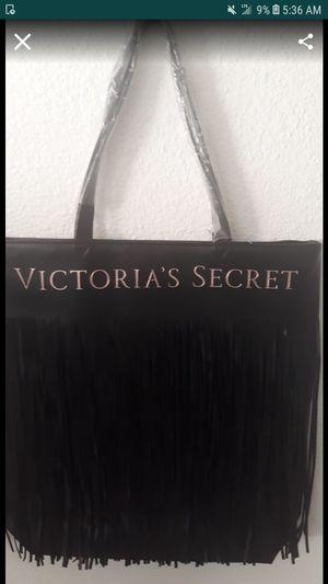 Victoria's secret fringe tote bag for Sale in Glendale, AZ