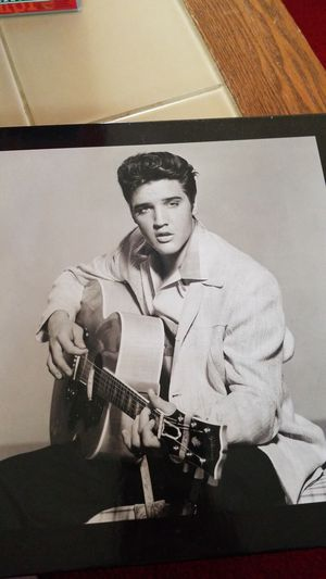 Elvis book of images for Sale in Norfolk, VA