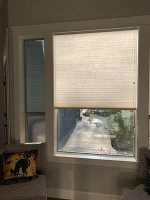 Cellular Shades - Graber Crystal Pleat for Sale in Battle Ground, WA