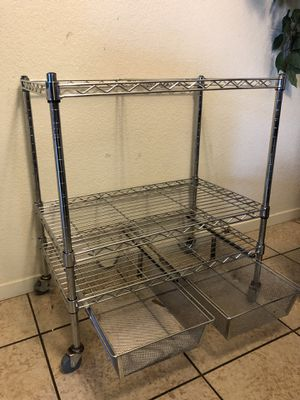 Mobile cart for Sale in Fresno, CA