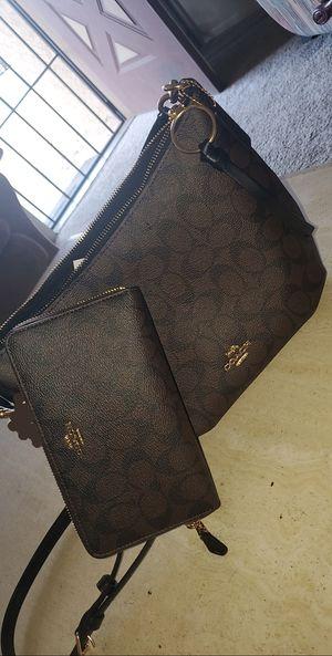 Coach purse & wallet for Sale in Glendale, AZ