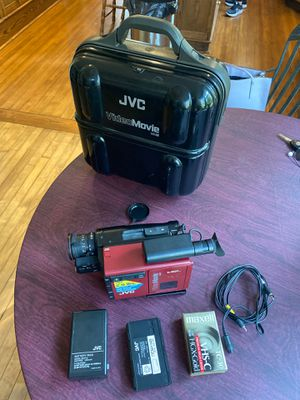 Jvc video movie GR-C7U camera camcorder video recorder for Sale in Schaumburg, IL