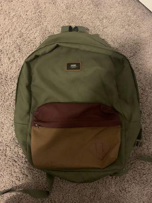 Vans backpack for Sale in Aubrey, TX