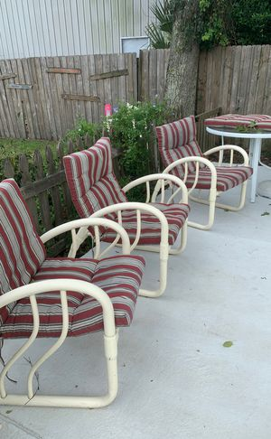 Outdoor Patio Pool Deck Furniture for Sale in Altamonte Springs, FL