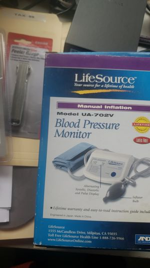 Blood pressure Machine from LIFe source for Sale in Missoula, MT