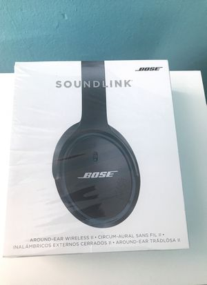 Bose headphones    buetooth & cord for Sale in Adelphi, MD