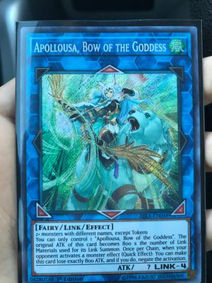 Apollousa, Bow Of The Goddess 1st ed Nm for Sale in Chico, CA
