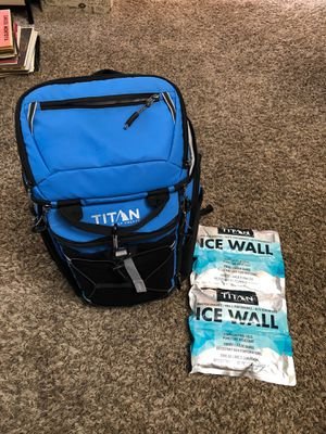 Titan Backpack Cooler for Sale in Wenatchee, WA