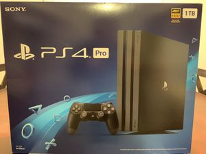 PlayStation 4 PRO 1TB for Sale in Clovis, CA