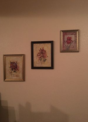 Flower paintings for Sale in Tempe, AZ