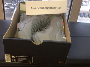 Air Jordan 10 retro cool gray size 10.5 for Sale in Baltimore, MD