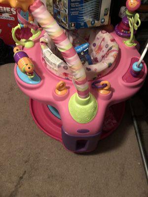 Baby bouncer toy for Sale in San Bernardino, CA