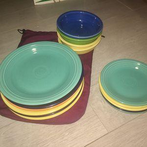 homer laughlin dinnerware set for Sale in Phoenix, AZ