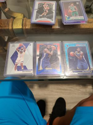 Eric Paschall Rookie Red White Blue Prizm for Sale in Gilbert, AZ