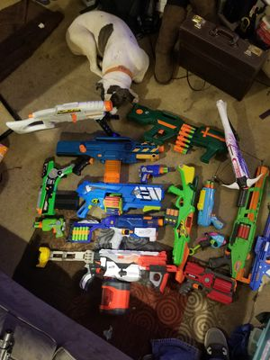 16 nerf guns for Sale in Columbus, OH