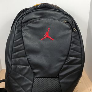 Air Jordan Retro 12 University Gold Backpack for Sale in Fort Bliss, TX