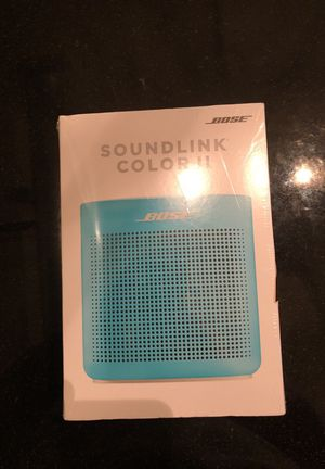 Bose Soundlink Color II - New in Box for Sale in Chicago, IL
