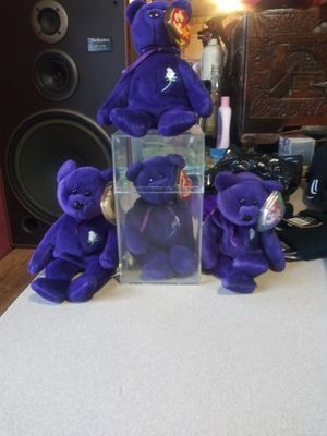 Rare Beanie Baby Princess Diana for Sale in Columbus, OH