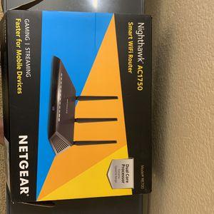 Netgear Nighthawk AC1750 Smart wifi router .. for Sale in Hillsboro, OR