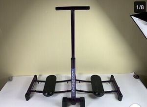 Fitness Quest Leg Magic X Thigh Trainer Exercise Equipment Machine for Sale in Baraboo, WI