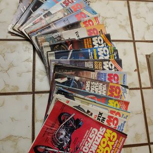 18 Vintage Cycle World Magazines for Sale in Elma, WA