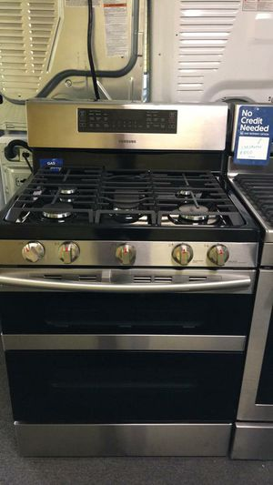 Samsung gas stove for Sale in Owings Mills, MD