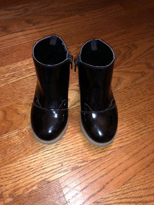 Girls kids boots size 9-10 Gymboree like new for Sale in Dearborn, MI