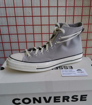 FEAR OF GOD X CONVERSE CHUCK TAYLOR ALL STAR GREY SIZE 11 US MEN SHOES NEW WITH BOX $170 for Sale in Cleveland, OH