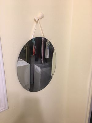 Oval mirror for Sale in Cave Creek, AZ